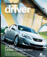 OpenRoad Driver Magazine - Fall 2005