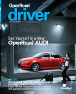OpenRoad Driver Magazine - Fall 2006