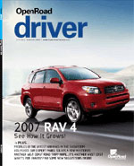 OpenRoad Driver Magazine - Spring 2006