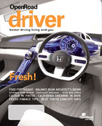 OpenRoad Driver Magazine - Spring 2008