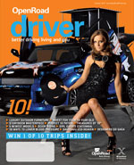 OpenRoad Driver Magazine - Spring 2010