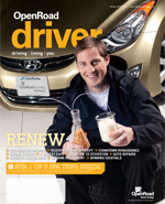 OpenRoad Driver Magazine - Winter 2010